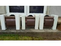 3 x roof vent tiles for sale