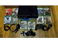 XBOX ONE 500 GB CONSOLE WITH 10 GAMES AND MORE