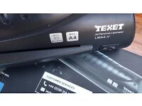 TEXET A4 Personal Laminator LMA-4-V