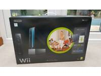 Wii and WiiFit