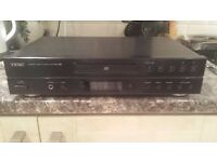 Teac cd player cd p1250