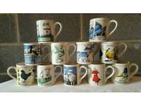 Mugs variety (Simon Drew collectables)