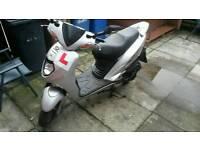 SYM EURO MX 125 54 REG
