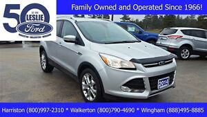 2014 Ford Escape Titanium 4WD | Finance from 1.9% | One Owner