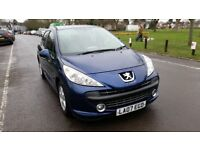 2007 Peugeot 207 1.4 16v SE 5dr Full Service History Fully HPI Clear 1 Former Keeper @07725982426@