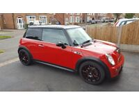 Mini Cooper S R53 170HP Supercharged