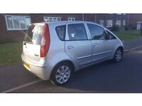 Automatic Mitsubishi Colt for sale-Two owners from new
