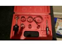 Hole cutter kit