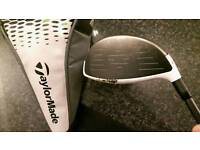 Left-hand taylormade rbz driver