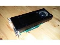 Nvidia Geforce GTX 760 OEM 1.5GB GDDR5, excellent condition