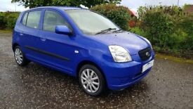 Picanto 1.0 GS 5dr Long Mot + Serviced+Warranted Low Running Costs