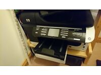 HP Officejet Pro 8500 Wireless Multifunction Printer, Copier, Scanner and Fax with Touch-screen