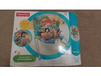 Fisher-Price Discover and Grow Activity Bouncer Chair