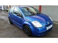 Citroen c2 57 plate new mot
