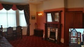 Beautiful Victorian 5 bedroom house, double bedroom, fully furnished incl. bills for rent