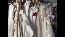 Job lot of wedding dresses! Excellent business opportunity! HUGE profits to be made!