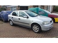 Cheap vauxhall astra mk4 1.7dti silver