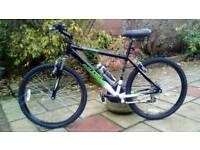 Mens Raleigh bike ..Can deliver