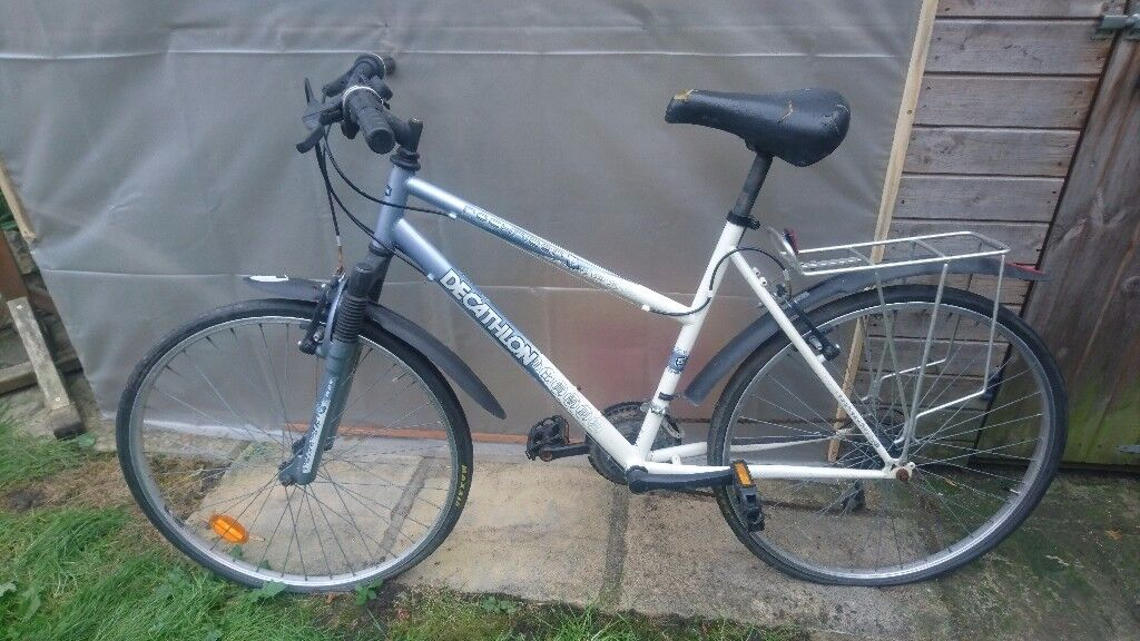 Decathlon Rockrider mountain bike