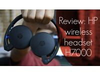 HP H7000 Wireless Headset Microphone Bluetooth brand new 2in1 mobile/pc/laptop
