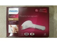 Philips Lumea SC2007/00 IPL Cordless Hair Removal Device on Body and Face