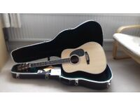 martin D35 guitar 2015 model in unmarked condition