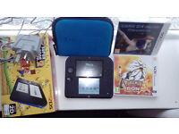 Nintendo 2DS + Pokemon Sun, Super Mario Bros 2 and more