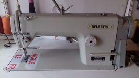 BRAND NEW SEWING MACHINE. £500 Wimsew W-C111-3A