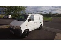 Suzuki Carry - Insulated Camping or Surf Van
