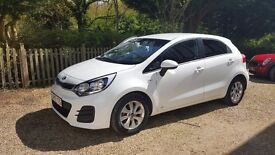 KIA RIO SR7 5dr -1 OWNER, FULL KIA SERVICE HISTORY & REMAINDER OF 7yr WARRANTY - EXCELLENT CONDITION
