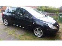Peugeot 307 hdi 1.6 for sale