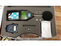 Casella Cel-430/m2 Sound Level Meter + Calibration Unit