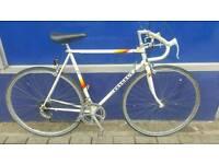 Peugeot carbonlite 103 road racer touring bike bicycle