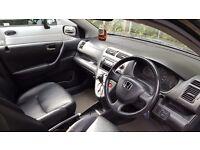 Honda Civic 1.6 Automatic 5 Door Hatchback Black