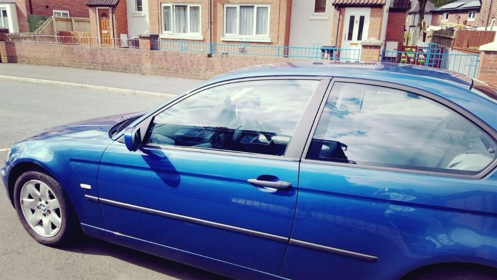 BMW series coupe 2002 reg for sale