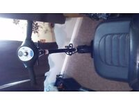 Used mobility scooter wheeltech rio 3