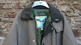 Men's BRONTE CLASSIC Derby Tweed Shooting Country Jacket Size XL NEW with Tags