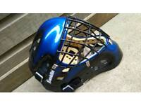 Franklin hockey helmet in good used condition can deliver or post