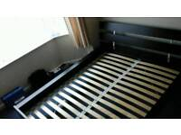 Ikea King Size Bed Frame For Sale