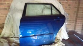 mazda 6 2006 near side back door in pacific blue in very good condition ,Estate