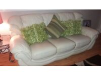 3 & 2 seater sofas for sale £200 ono. Good condition. Needs gone asap