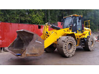 JCB 456 WASTE MASTER LOADING SHOVEL