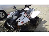 2014 250cc quadzilla quad with reverse gear manual used daily for commuting to/from work