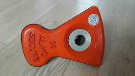 Alko 30 wheel lock