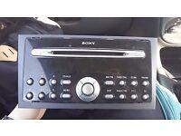 Sony Double Din Radio