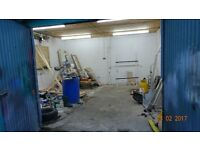 STORAGE UNIT/WORKSHOP TO LET (JUST OFF CITY BYPASS)