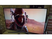 SAMSUNG UE48H6200 48 Inch Full HD 1080p Smart 3D LED TV with Built-In Wi-Fi and Freeview HD