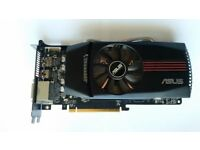 Asus EAH 6850 HD graphics card for PC in excellent condition.