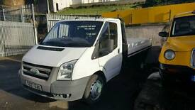 Ford transit dropside pick up