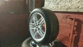 Bmw 3 Series E36 E46 alloy wheels 5x120